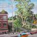 2010 Queen & Jones 13 x 15 Acrylic thumbnail
