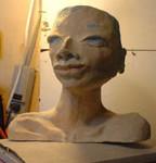 CAP, 2006 Memory Vase Ceramic