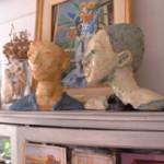 CAP & Sheila, 2006 Memory vase Ceramic