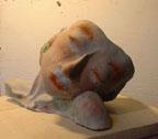Nyx, 2007 Memory vase Ceramic